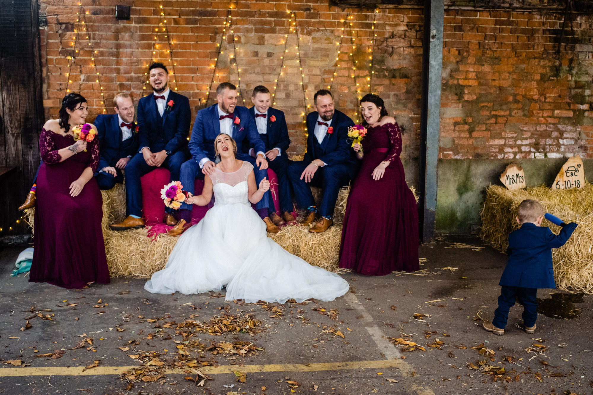 Weddings at Dairy Barns Hickling