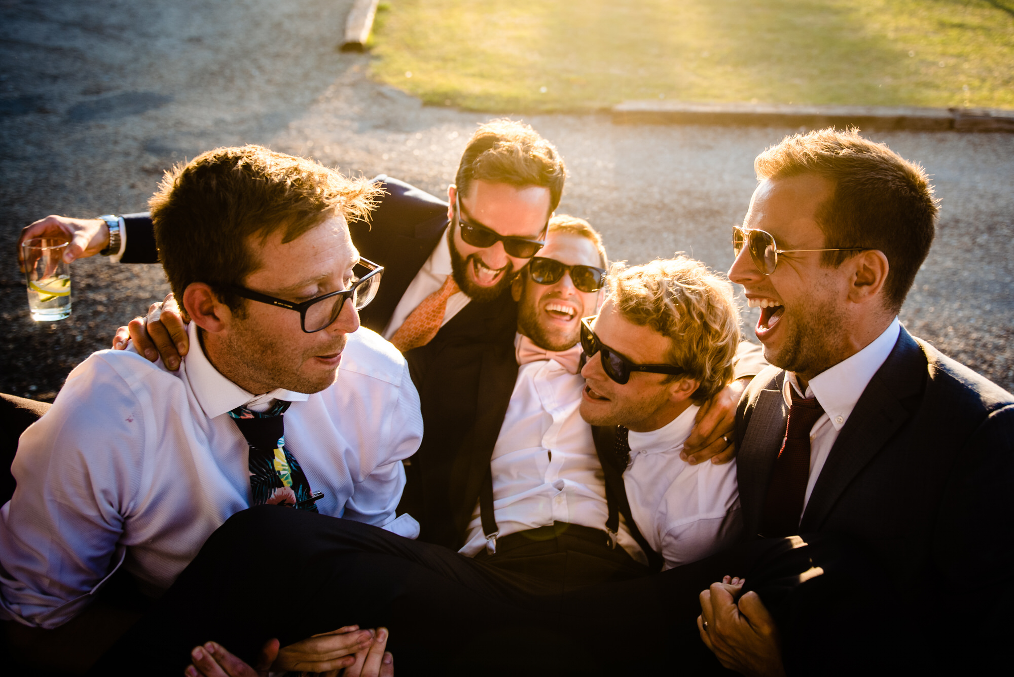 fun wedding photography in Norfolk