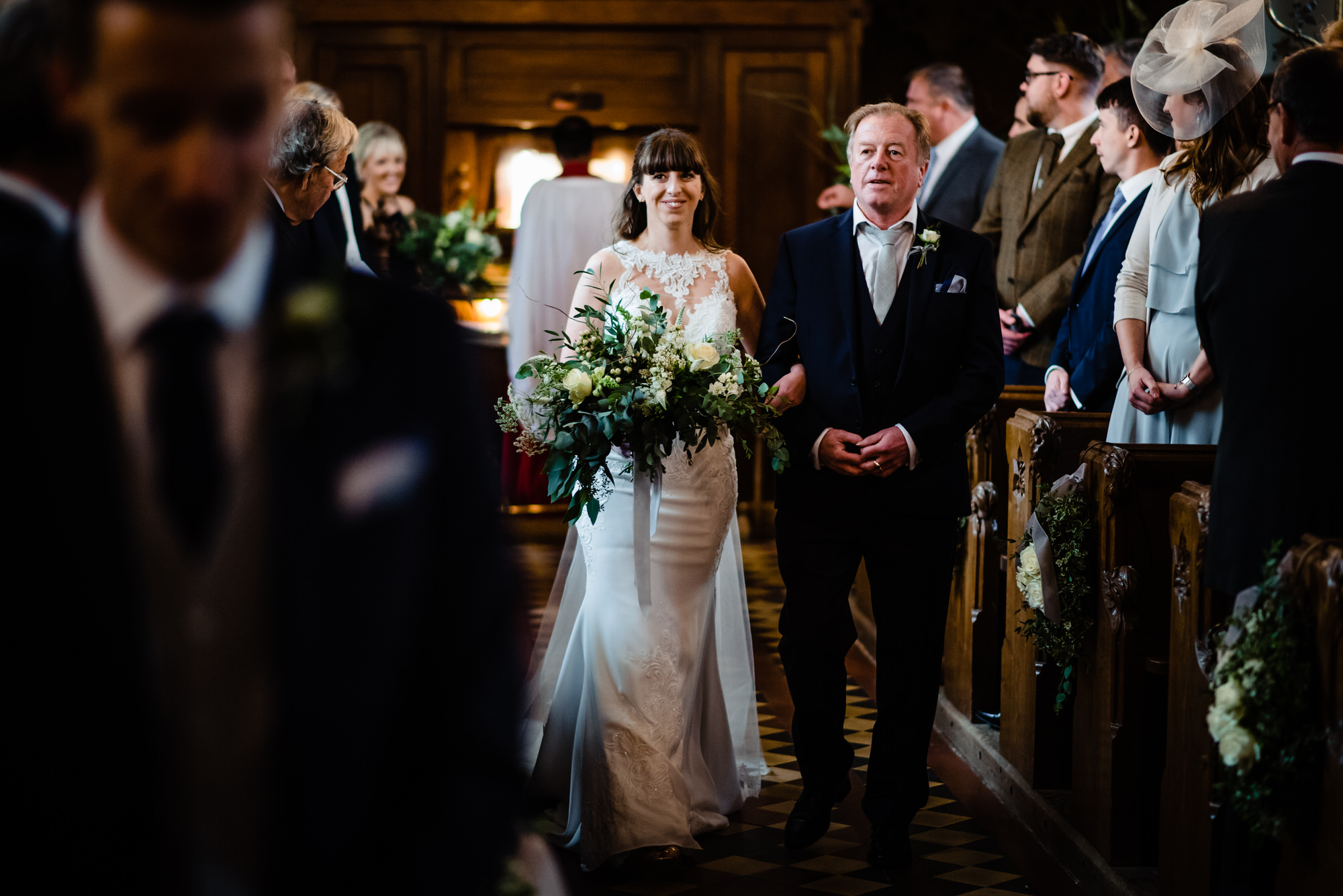 hales hall wedding photos