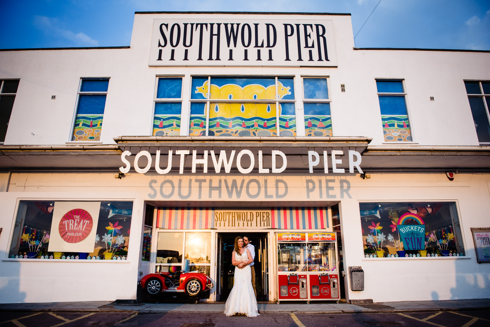 wedding photographers in southwold