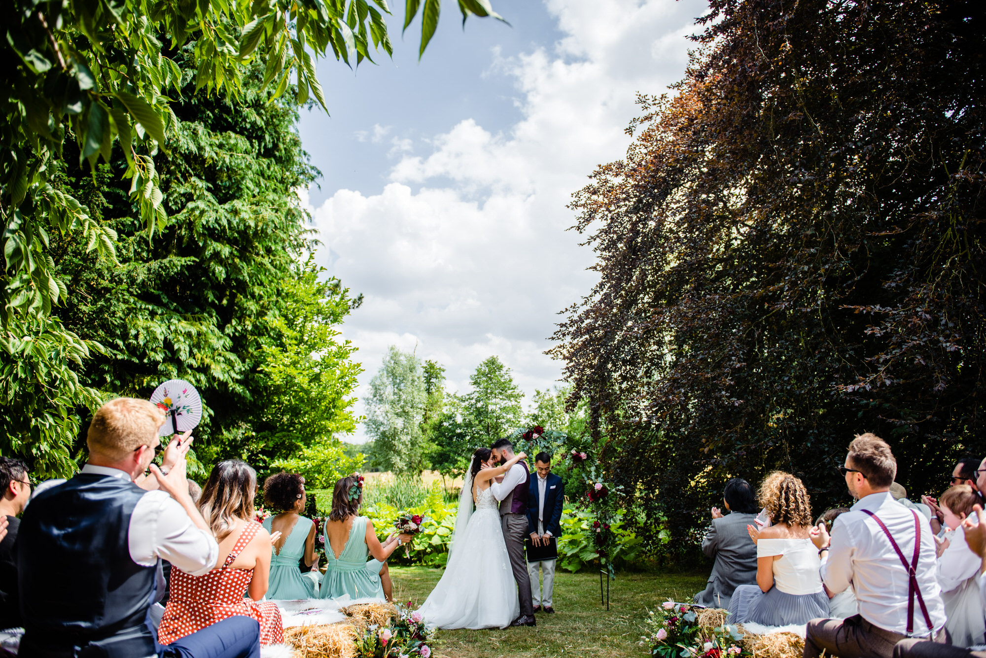 west lexham wedding