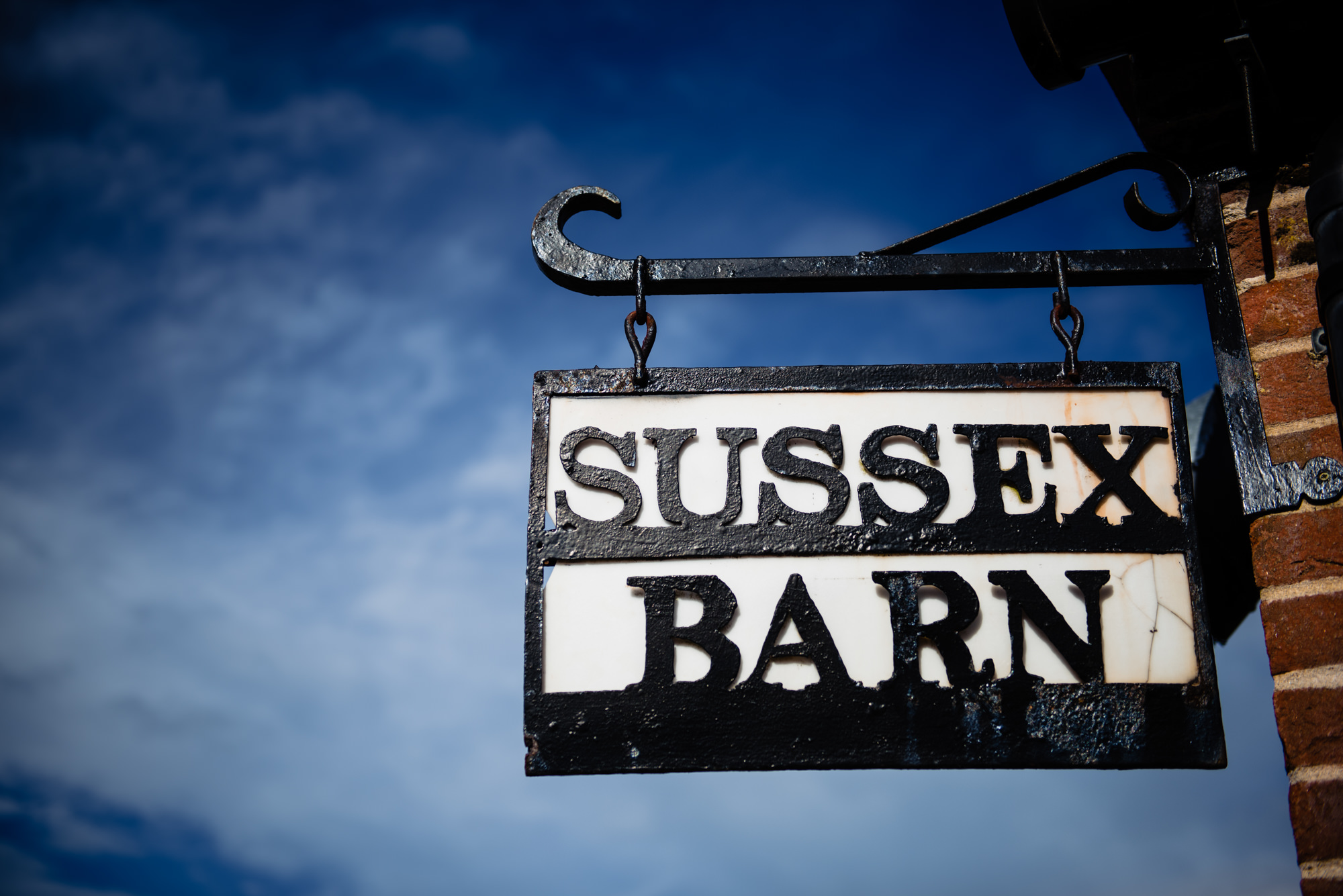 Sussex Barn Sign