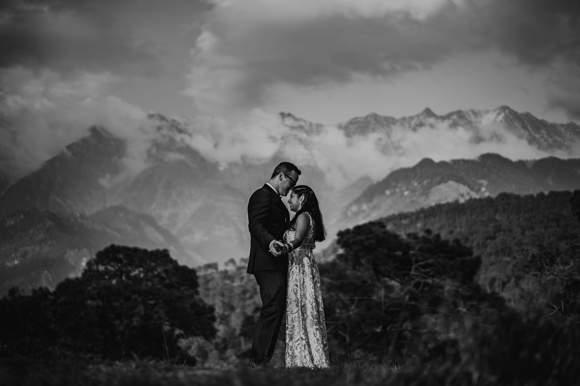 Wedding In The Himalayas
