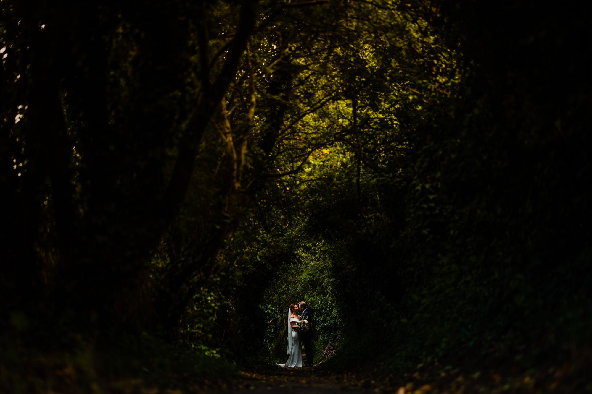 Hales Hall Wedding Photography