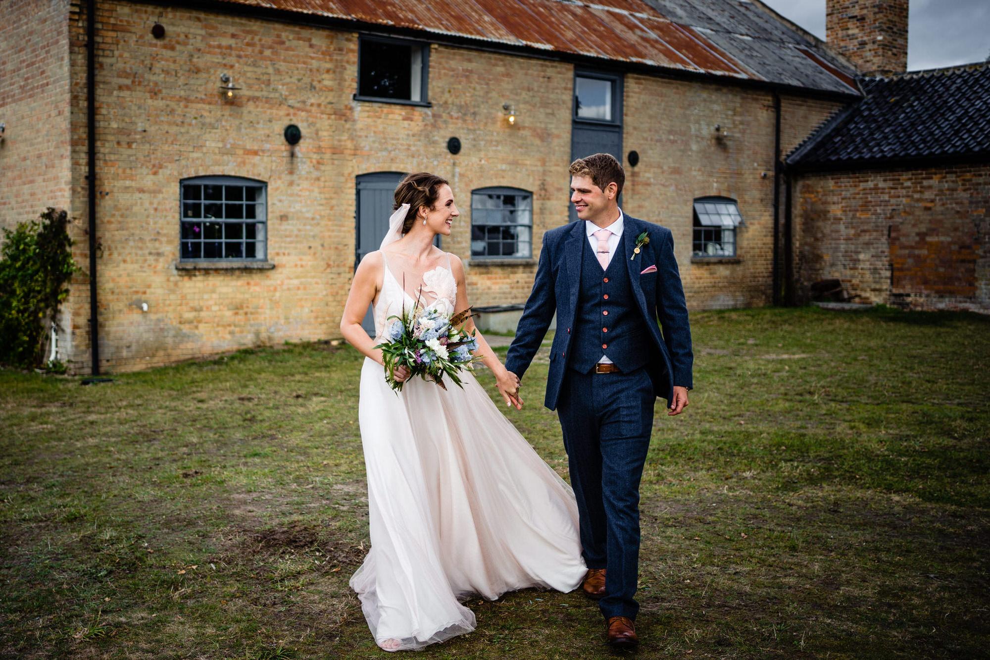Henham Park Barns Married