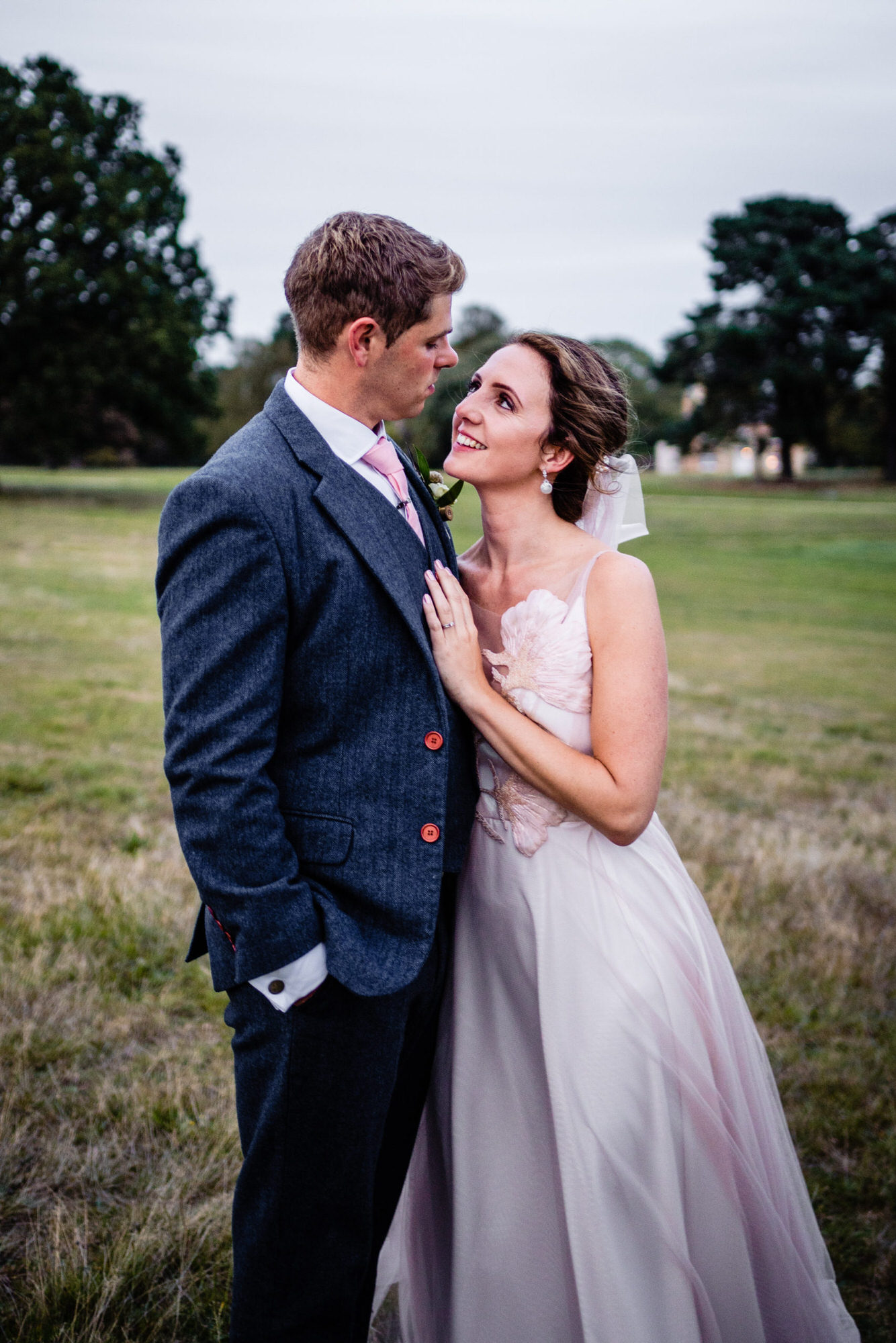 Henham Park Wedding Day