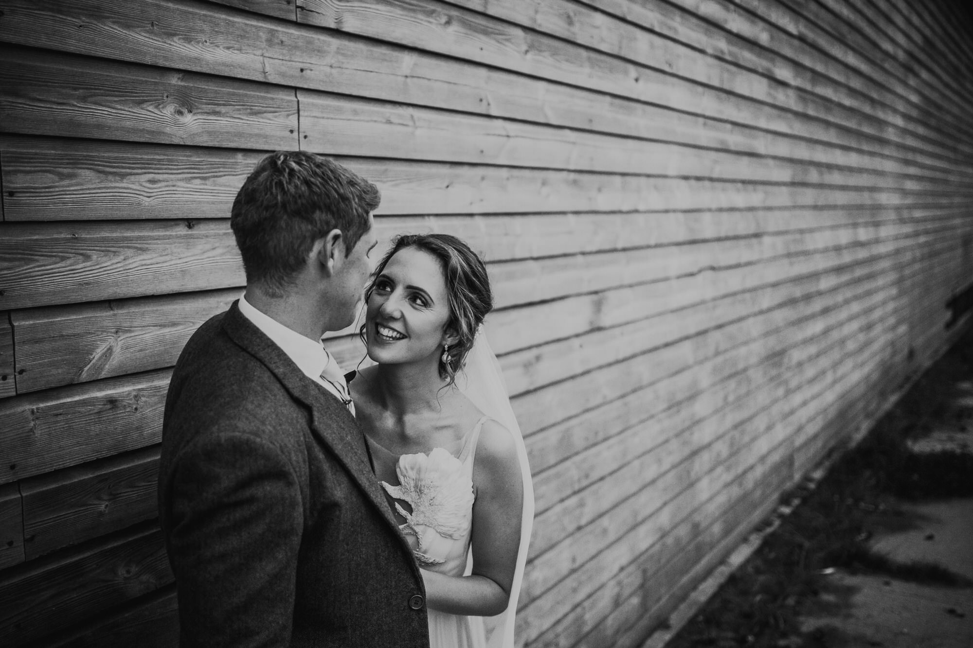 Wedding Photos at Henham Park Barns