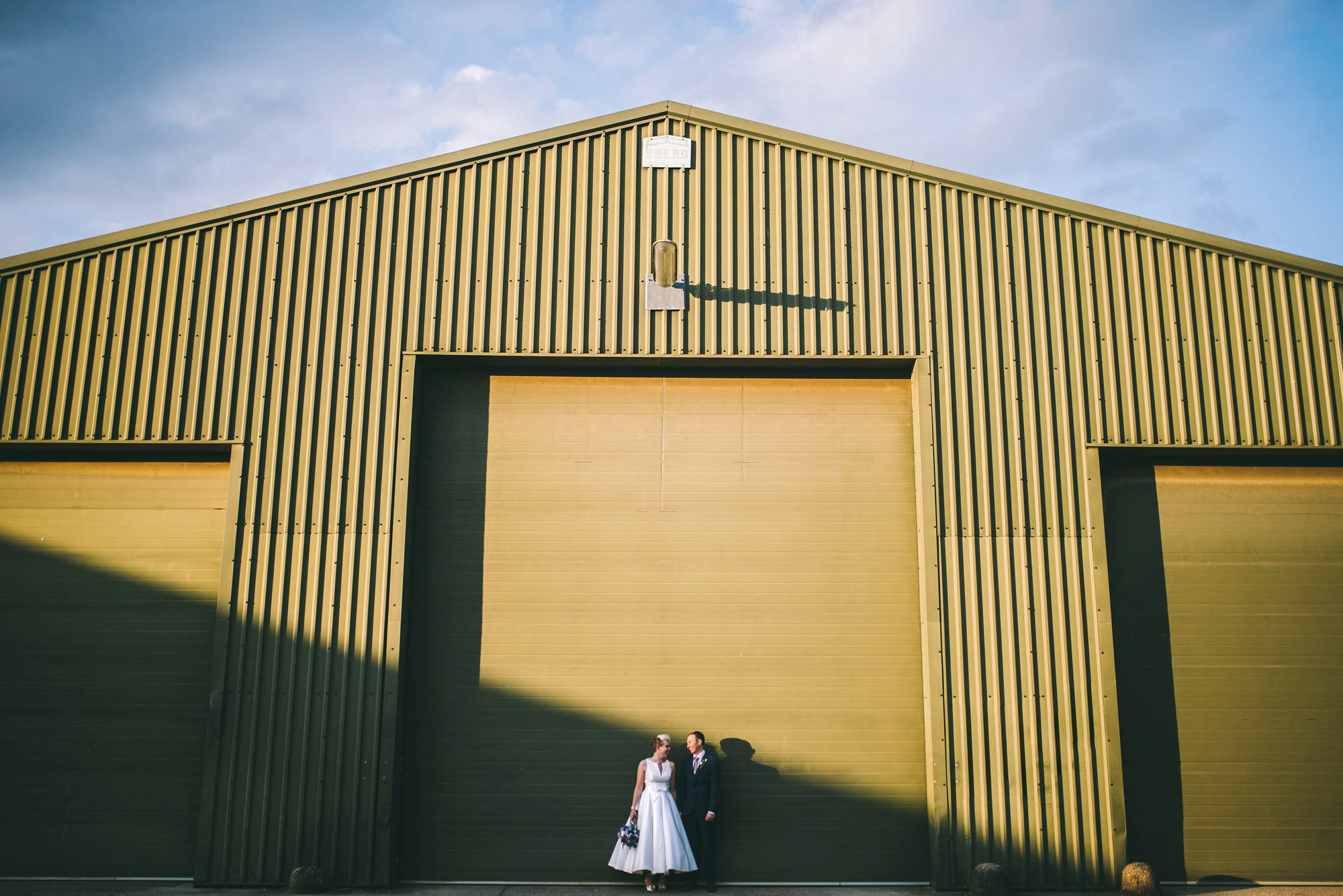Norfolk Red Barn Wedding