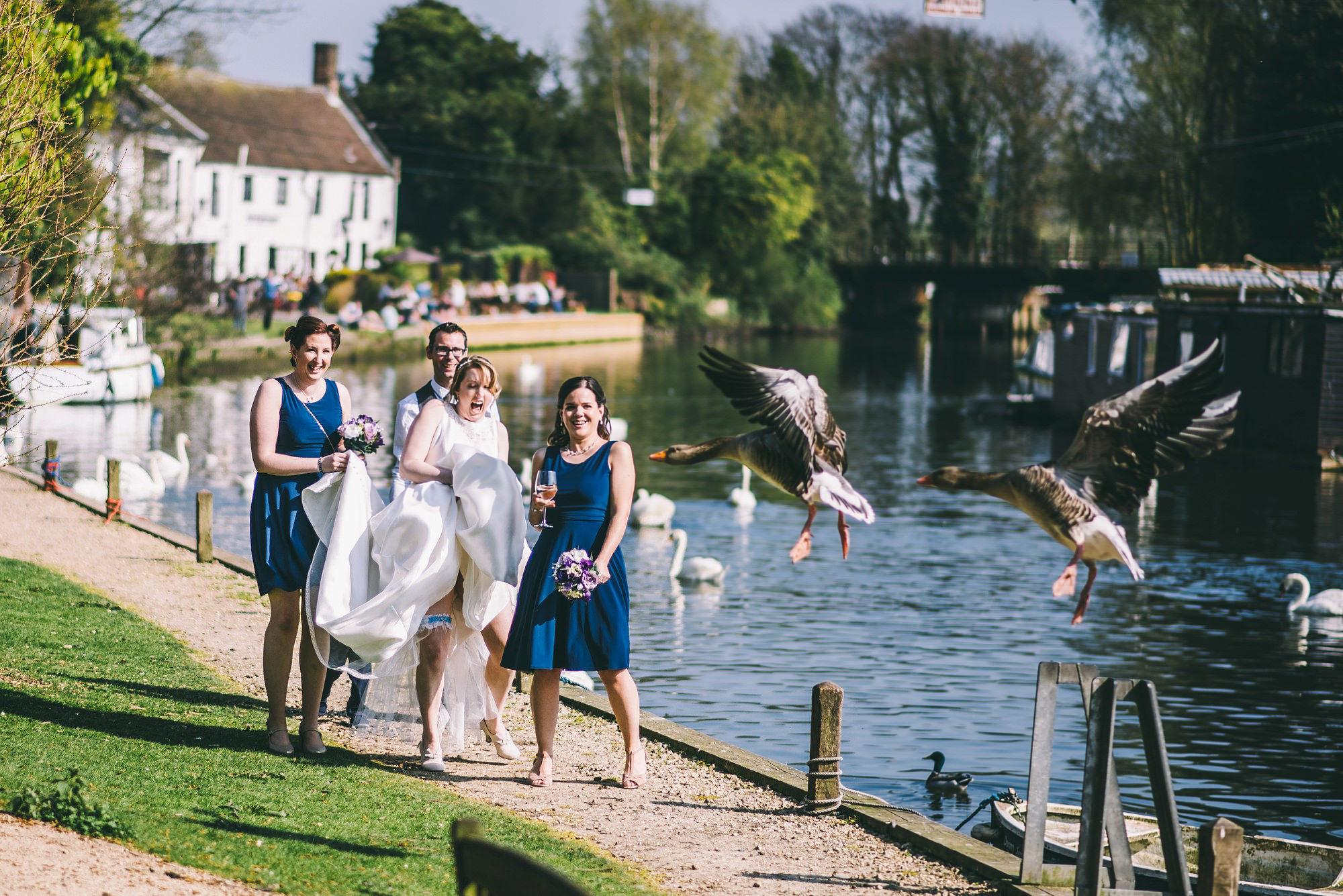 Thorpe Wedding in Norwich